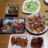 2017/05/03の夕食【山形】