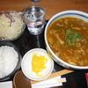 明石市二見町のイトーヨーカドーの「楽膳 二見店」で「カレーうどんセット」を食べた感想