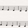 譜面作成ソフト「Sibelius(シベリウス)」 ここだけ二段にしたい!ベース指定したい!ハモリ入る! って時の方法