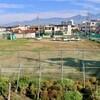 「佐久の季節便り」、「岩村田小学校・仮設グランド・外庭」が、「小規模保育事業所①」に…。