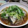九条ねぎで食らう 鰤と牡蠣の葱蒸し