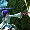【pso2】レベル上がりやすいね〜と、お気に入りの武器