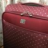 私の荷物はこんな感じですよ。旅の荷物、ふだんのバッグ