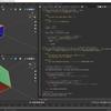 Blender2.8で利用可能なpythonスクリプトを作る その72(BSDFのデフォルト値が一致するマテリアルスロットの差し替え)