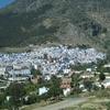 モロッコ1人旅行記 念願の青い街 シェフシャウエンへ まずはメディナを目指してタクシーで移動