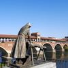 【イタリアの旅】2019年の街:修道士から王室、それにお買い物