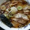 戸田競艇場 ラーメン昇竜 チャーシュー麺