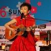 加藤登紀子さんのコンサート。