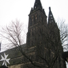 Praha - Vysehradsky hrbitov (ヴィシェフラドスキー・フシュビトフ、ヴィシェフラッド墓地)− プラハのペール・ラシェーズ墓地(パリ)
