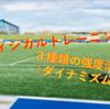 スペインサッカーから学ぶフィジカルトレーニングその4 〜3種類の強度活力(ダイナミズム)〜