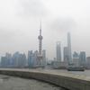 初めての 上海
