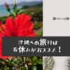 沖縄への旅行は春休みこそがおすすめの理由
