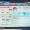 414.黄金騎士団 孔雀聖(パワプロ2019)