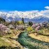 雪の大谷を見に行く旅(2日目)