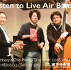 "Tetsuya Ota Piano Trio Live 2018 vol.3  "" Listen to Live Air Band!! '"""