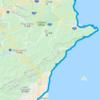 基隆市まで  台湾走行16日目