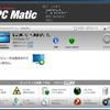 PC Maticを使っています