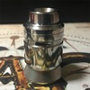 【VAPE】 MASS MODS & UNICORN VAPES INC  AXIAL RDA 【RDA】