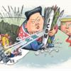 """「北朝鮮 """"沈黙""""の理由は?」"""