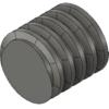 Fusion360で、パスとガイドレールを使ったスイープで、台形ねじをモデリングする