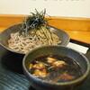 【閉店】高崎市「俺のそば」の鶏のつけ蕎麦&ソースかつ丼
