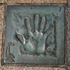横須賀どぶ板通りの手形巡り