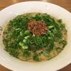 南の坦々麺&いろりやの天ぷらうどん