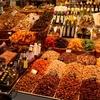 バルセロナの食材・山・建物を着目し、探索してみた