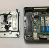 Intel NUC ベアボーン をエアブロワーで掃除したらFanの音が小さくなった話