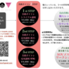 【4月】鳥山真翔ワークショップスケジュール