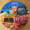 日清の黒歴史「熱帯UFO タイ風甘辛屋台ソース パッタイ風」を食べてみました