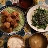 オートミールと豆腐の唐揚げ