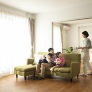 暮らしやすさ片付けやすさを重視 いつもスッキリ居心地のいい家