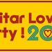 Guitar Lovers Party!2月12日(日)TSギター参戦決定!オーダー会・点検会開催決定!