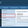Windows10へのpythonインストール方法