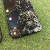 iPhoneX・XSの画面割れ修理が増えております。