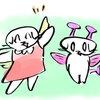 スコ天使とスコ悪魔