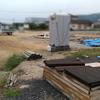 盛土工事が進行中☆ご近所の区画がどんどん増えてます☆