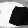 運動着と夏向けラフ私服を共通化