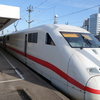 ドイツの陸上輸送の最高峰、DB鉄道のICEに乗ったので残しておきたい