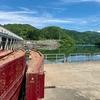 山郷ダム(福島県西会津)