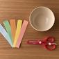 【おうちモンテ】2歳からのはさみの練習!我が家のモンテッソーリ風手作り教具と成長記録