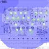 Wi-Fi ヒートマップの動画を作った(iOSDC NOC)