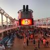 子連れWDW&DCL旅DAY6★カリブの海上でパイレーツナイト