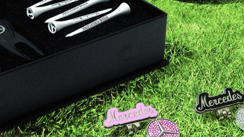 Special item for your precious golf life「メルセデス・ベンツ コレクション」の誘惑