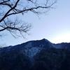 最近の南木曽岳ほか周辺の様子です