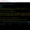 vSAN の情報を PowerCLI で取得してみる。