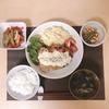今日の晩御飯「チキン南蛮」