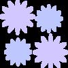 イラストを描けるようになりたい (2) 「花を描く」