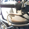 #バイク屋の日常 #ホンダ #VTR250 #ブレーキレバー #交換 #品番